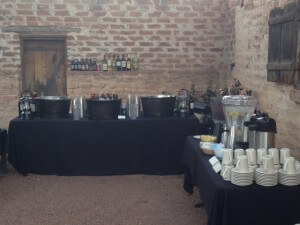 Wild West Promos Backyard Catering Event