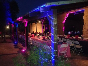 Backyard Banquet – Catering in Tucson