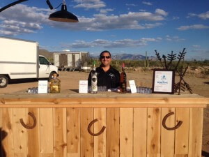 Mobile Bartending Outdoors – Wild West Promos