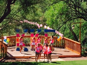 Sorority Rush Event Planning – Wild West Promotions
