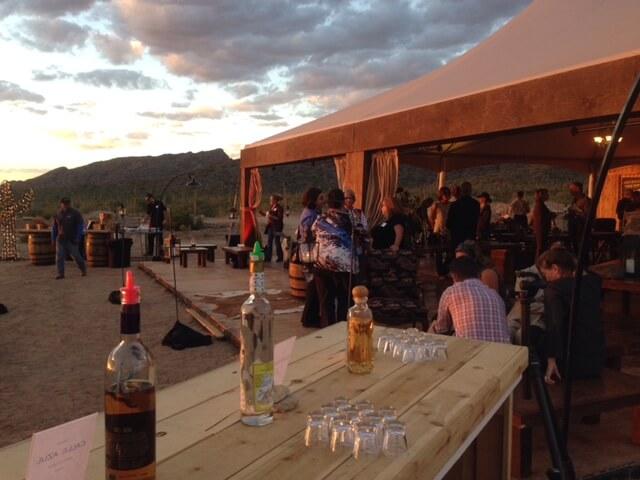 Western Bar Setup – Mobile Bartending